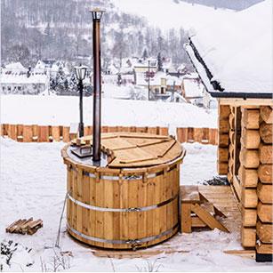 Nomadik - Wood Fired Hot Tub